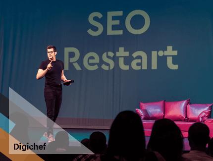 SEO Restart 2019 očami organizátora, speakera a účastníka