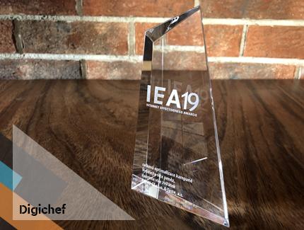 Taste & Akinu – Vítězství na IEA 2019