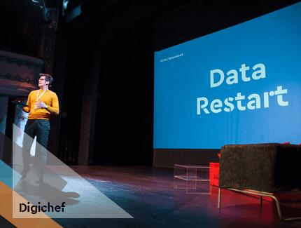 Data Restart pošesté. Stála konference za návštěvu? 1. část