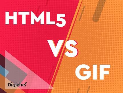 GIF vs. HTML5 v Skliku i Google Ads