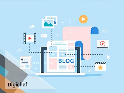 Proč a jak si založit blog? → Pro firmy a e-shopy