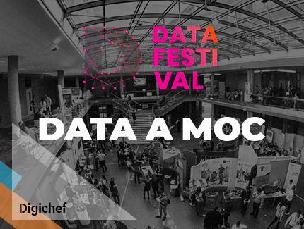 Data hýbou světem, nejen na KPMG Data Festivalu